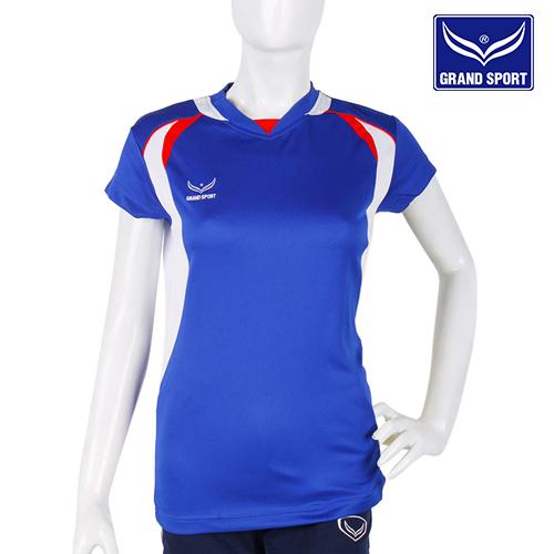 8f37c6d53 Grand Sport Blue Ladies Jersey Shirt - Crayons Sporting Goods